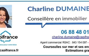 CAPIFRANCE - Charline DUMAINE